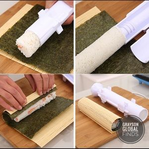 Other - Sushi Roll Maker - Sushi Bazooka Roll